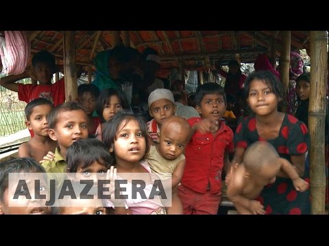 Bangladesh experiences biggest Rohingya refugee influx in two decades