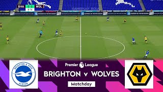 Brighton vs Wolves EPL Matchday 17 English Premier League 2020 21
