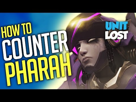 Overwatch - How to Counter Pharah! (Pro Tip - It's NOT Just Soldier 76's Job!)