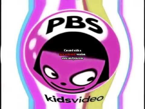 PBS Kids Dot Logo Effects Round 1