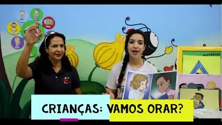 IP Arapongas - Tia Tati - A Oração - 05-04-2020