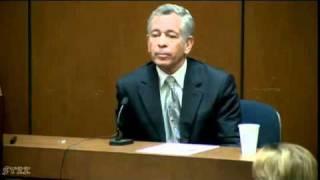 Conrad Murray Trial - Day 19 - 27.10.2011 Testifying: - Addiction e...