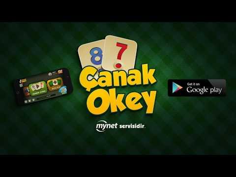 Mynet Çanak Okey Android'de!