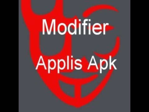 MODIFIER UNE APPLI APK – ANDROID  #Smartphone #Android
