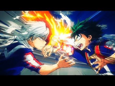 My Hero Academia AMV / Ghost Atlas - Cry Wolf