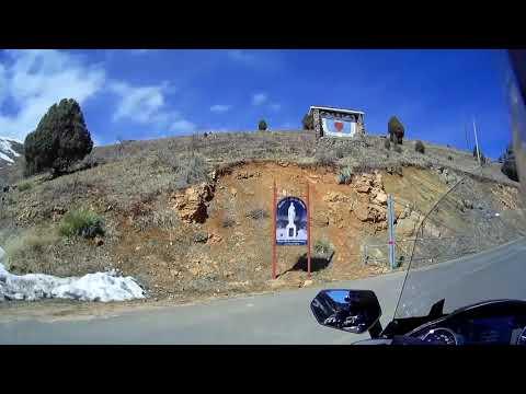 MotoVlog Red Rocks & Mother Cabrini Shrine