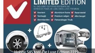 Hobby 545 KMF De Luxe Edition 2219,-