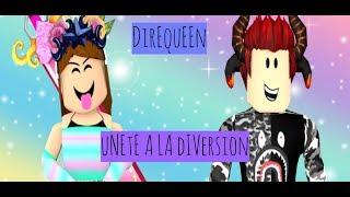 DIREQUENMAS (13-04-19)!!! PARTITO ROBLOX!!!!!!! UNISCITI A THE FUN!!!!!!!
