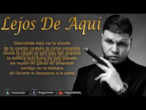 Farruko - Lejos De Aqui (Lyrics/Letra) (New Urban Music Uruguay)