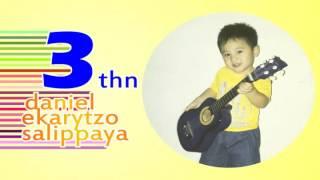 Kuasa-Mu Bekerja - Sari Simorangkir ( cover by Daniel Ekaritzo Salippaya, sing at his birthday )