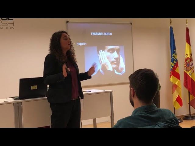 Conferencia sobre Duelo