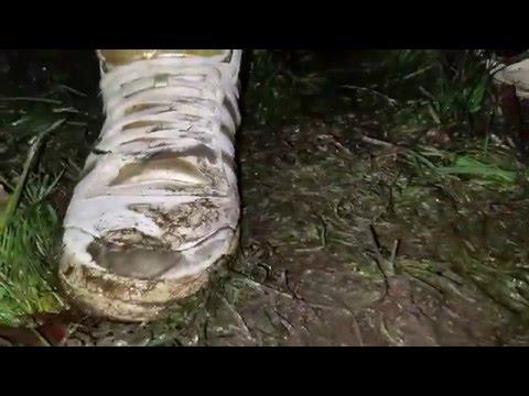 Lady Laura Dirty Adidas Top Ten Muddy