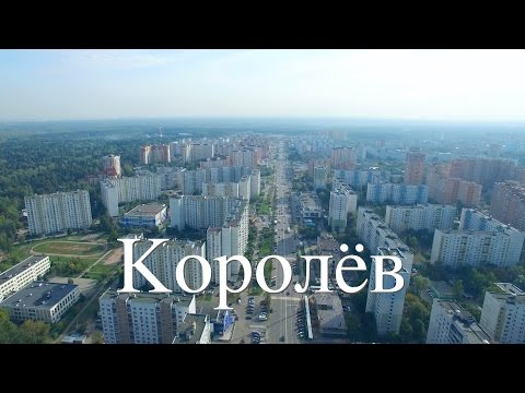 Korolev clip about the city in 4K
