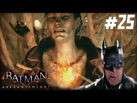 "Batman Arkham Knight Gameplay Walkthrough Part 25 - ""DUST IN THE WIND!!!"" 1080p HD PC"