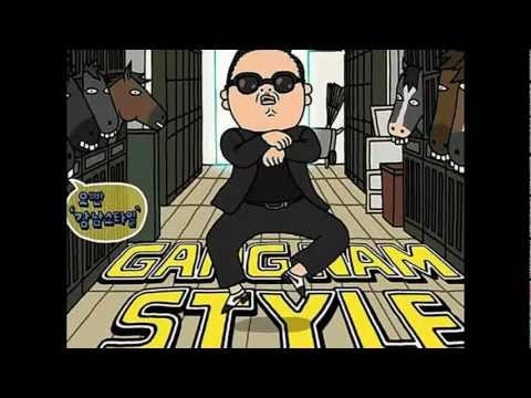 gangnam style mp3 download HQ