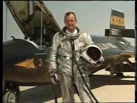 Retired NASA research test pilot Bill Dana dies