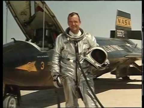 Retired NASA research test pilot Bill Dana dies