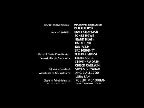 Rosie Gets Grounded The Movie end credits