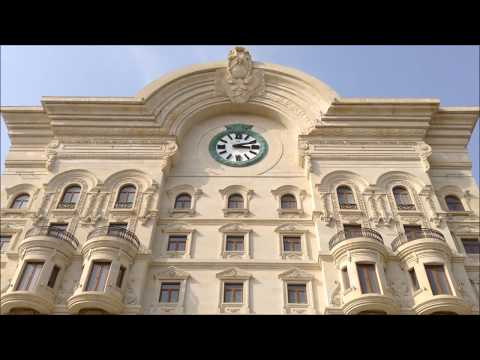 Beautiful Building in Baku - A piece of Magnificent Architecture in Baku Azerbaijan
