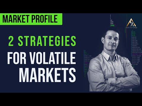 2 Simple Strategies For Volatile Markets - Market Profile Trading   Axia Futures