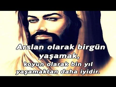 Hz.Ali'nin  En Anlamlı Sözleri...Eğrinin gölgesi de eğridir..!!!