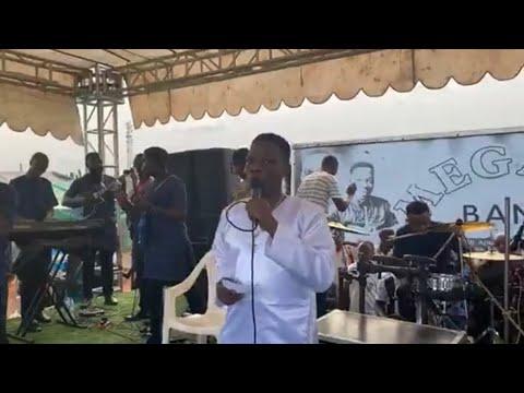 Download Mega 99 || Live Performance at CCC Orisun Iye Cathedral, Ado Odo, Ota