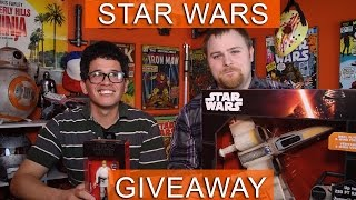 300 subscribers star wars giveaway