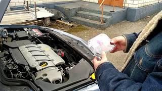 Замена ламп ближнего света фар на Renault Laguna ІІ легко быстро.