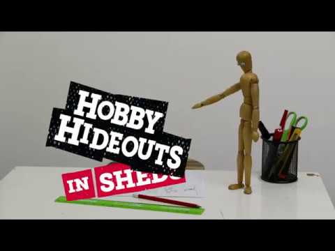 What's In Your Shed - Hobby Hideouts