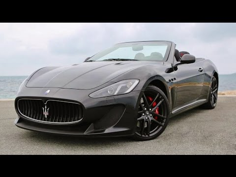 maserati grancabrio mc stradale loud ride youtube. Black Bedroom Furniture Sets. Home Design Ideas