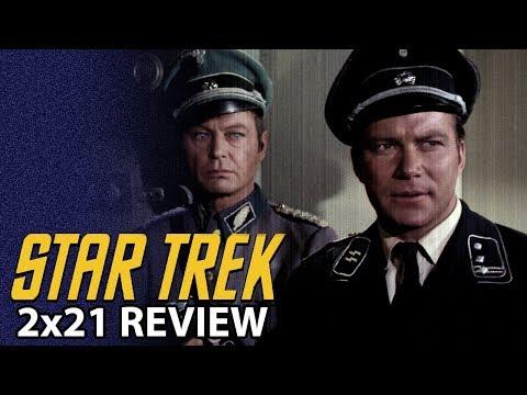 Star Trek The Original Series Season 2 Episodes 21 'Patterns of Force' Review