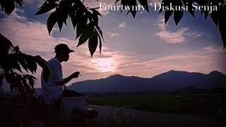 "Download Fourtwnty ""Diskusi Senja"""