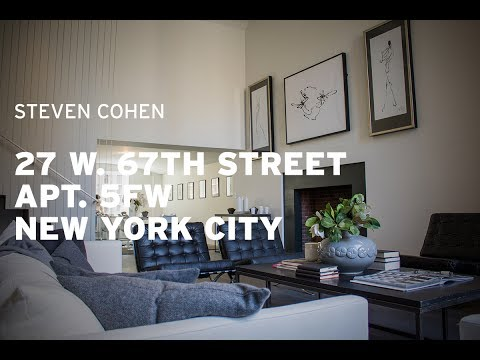 27 West  67th Street - Apt. 5FW