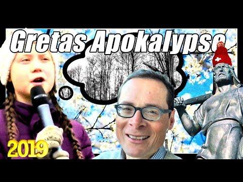 Gretas Klima Hysterie | Schulstreik | Roger Köppels Sachverstand