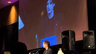 The Day the Saucers Came - Neil Gaiman - An Evening at Gaiman Manor