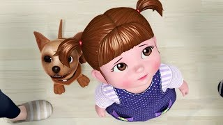 Kongsuni and Friends | Puppy Time | Kids Cartoon | Toy Play | Kids Movies