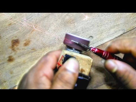 How to make homemade metal polish (cleaner) | Step by Step