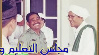 """Syair Indah Abah Guru Sekumpul """"Yaa Sayyidi Yaa Rasulullah"""""""