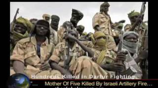 Hundreds Killed in Darfur Fighting