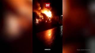 Пожар в Калашниково, 3 ноября 2018