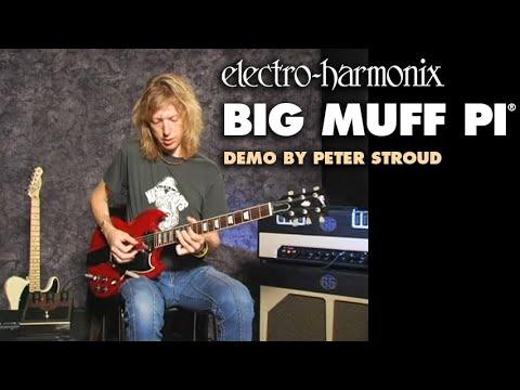 Big Muff Pi - Demo by Peter Stroud - Distortion/ Sustainer