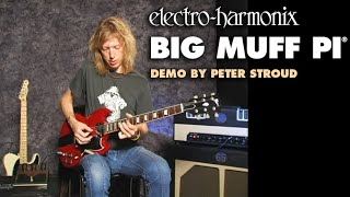 Big Muff Pi - Demo by Peter Stroud - Distortion/ Sustainer