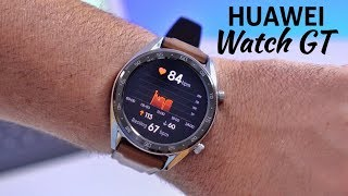 Huawei Watch GT Review - My Favorite Smartwatch