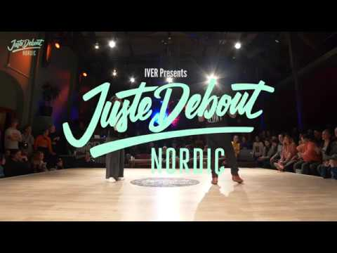 Juste Debout Nordic 2018 - Final Junior...