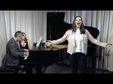 Midday Masterpieces: Aria From the Opera 'Elizabeth Cree' streaming vf