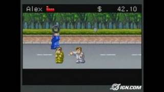 River City Ransom EX Game Boy Gameplay_2004_03_30_1