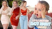 LITTLE BROTHER RATES MY DATE NIGHT OUTFITS!! He is SO CUTE!! Missguided New In 2019 ad