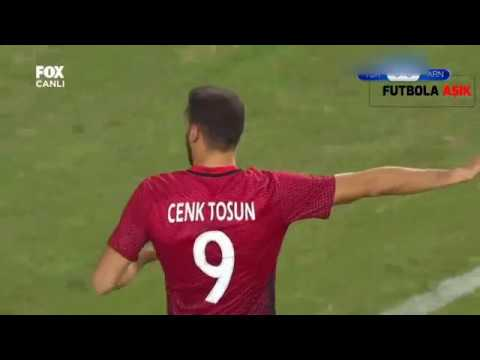 Türkiye 2-3 Arnavutluk HD MAÇ ÖZETİ VE GOLLERİ