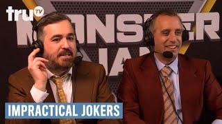 Impractical Jokers - Monster Jam Crush (Punishment) | truTV