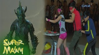 Super Ma'am: Super Teens vs Ugkoy